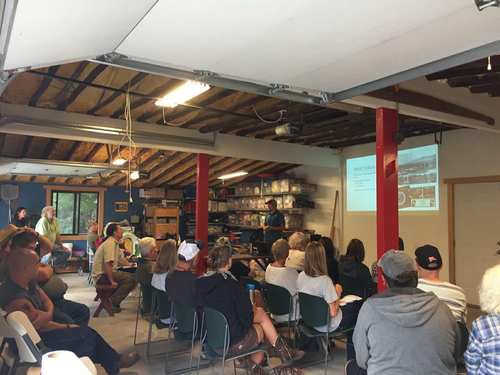 Growers workshop Laurel 2018